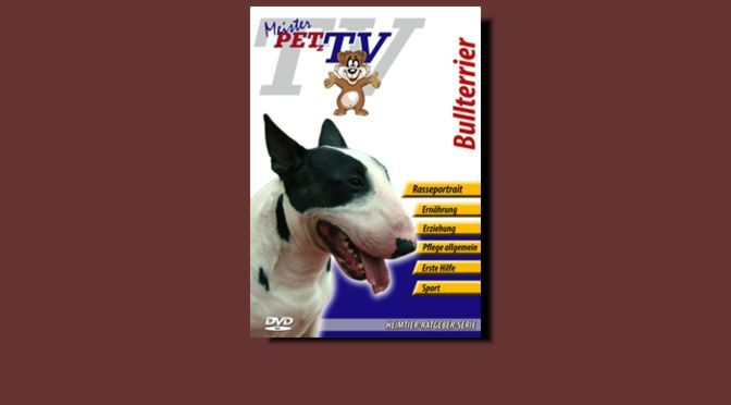 Rezension: Meister Petz TV – Bullterrier (DVD)